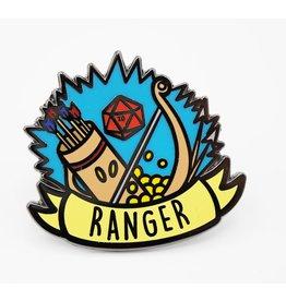 Foam Brain Banner Class Pins: Ranger