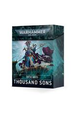 Warhammer 40K Thousand Sons Datacards