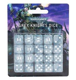 Warhammer 40K Grey Knights Dice Set