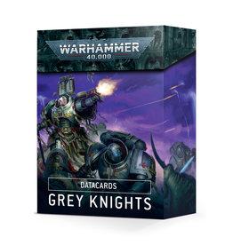 Warhammer 40K Grey Knights Datacards