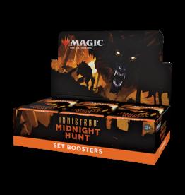 Magic Innistrad Midnight Hunt Set Booster Box