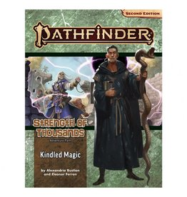 Paizo Publishing PF2E: AP: Kindled Magic (SoT 1/6)