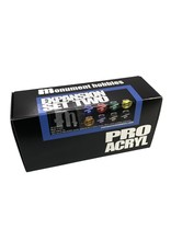 Pro Acryl Pro Acryl Expansion Set #2 - Transparents