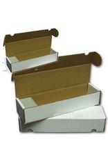 BCW 800 ct Cardboard Box