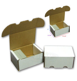 BCW Cardboard Box - 300 Count