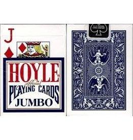 US Playing Card Co. Hoyle Poker Jumbo Index