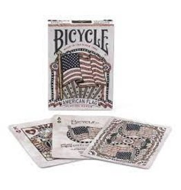 US Playing Card Co. Bicycle American Flag