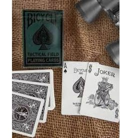 US Playing Card Co. Bicycle Tactical Field