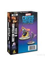 Atomic Mass Games Marvel CP: Doctor Strange & Clea (Pre Order)