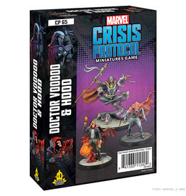 Atomic Mass Games Marvel Crisis Protocol: Doctor Voodoo and Hood (Pre Order)