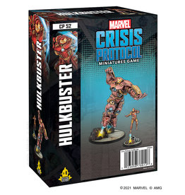 Atomic Mass Games Marvel Crisis Protocol: Hulkbuster (Pre Order)