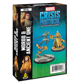 Atomic Mass Games Marvel Crisis Protocol: Mordo & Ancient One (Pre Order)