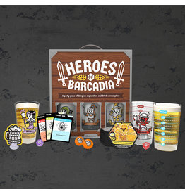 Heroes of Barcadia (Pre order) (March 2022)