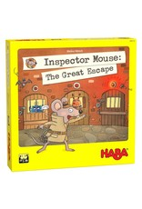 Haba Inspector Mouse: The Great Escape
