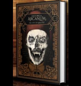 Historica Arcanum: The City of Crescent (5E) (Pre Order) (April 2022)