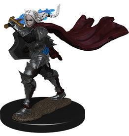 Wiz Kids PF Battles: Premium Painted Figure - W2 Half-Elf Ranger Female
