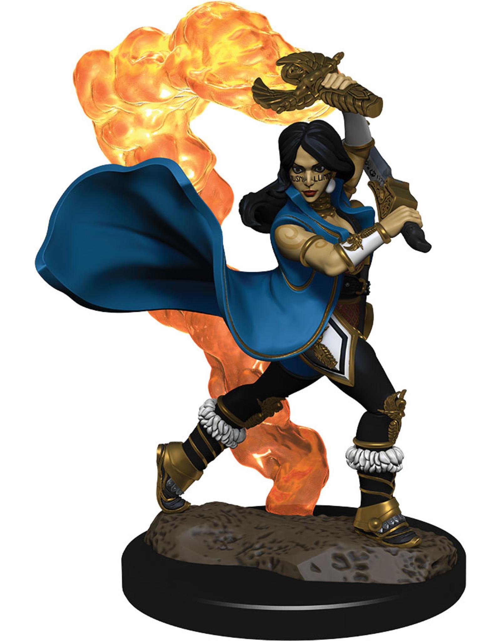 Wiz Kids PF Battles: Premium Painted Figure - W2 Human Cleric Female