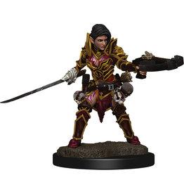 Wiz Kids PF Battles: Premium Painted Figure - W2 Elf Paladin Female