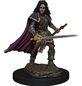 Wiz Kids PF Battles: Premium Painted Figure - W2 Human Bard Female