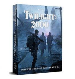 Free League Publishing Twilight 2000 RPG: Core Box Set (Pre Order) (October)