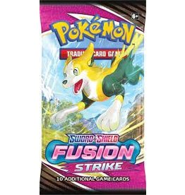 Pokemon Pokémon TCG: Sword & Shield 8: Fusion Strike Booster Pack (Pre Order) (11/12)