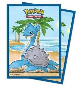 Ultra Pro Pokemon TCG: Gallery Series Seaside 65ct Deck Protector sleeves