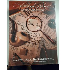 Sherlock Holmes Consulting Detective: Jack the Ripper & West End (Ding & Dent)