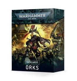 Warhammer 40K Datacards: Orks