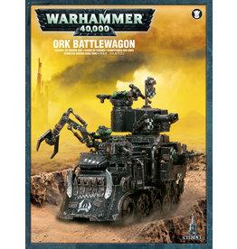 Warhammer 40K Orks: Battlewagon