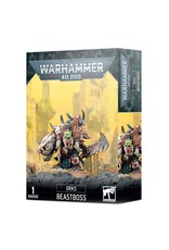 Warhammer 40K Orks: Beastboss