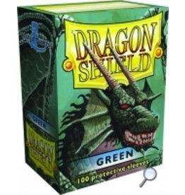 Dragon Shield: (100) Classic Green