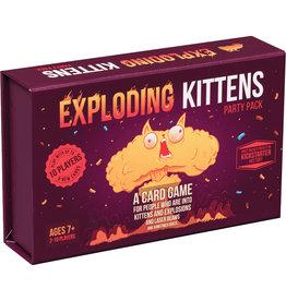 Exploding Kittens Exploding Kittens Party Pack