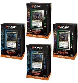 Magic Innistrad Midnight Hunt Commander Case (4)