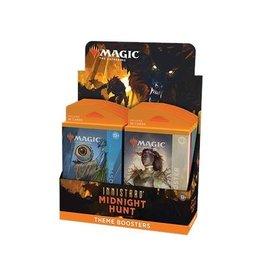 Magic Innistrad Midnight Hunt Theme Booster Box