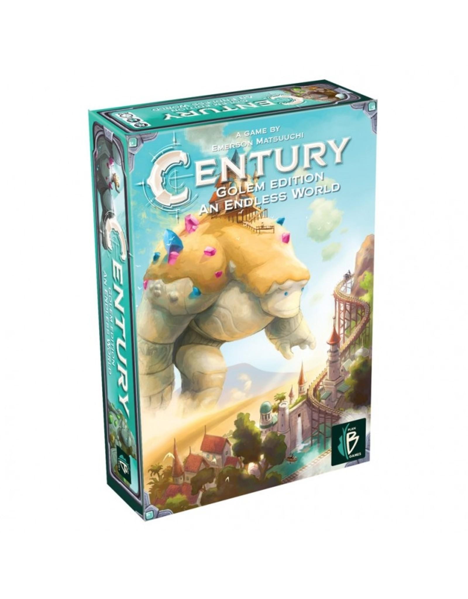 Plan B Games Century Golem Endless World