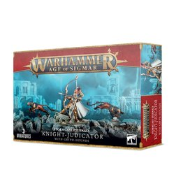 Age of Sigmar Stormcast Eternals: Knight-Judicator With Gryph-Hounds