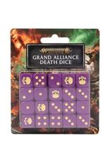 Age of Sigmar Age of Sigmar: Grand Alliance Death Dice Set