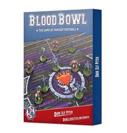 Blood Bowl Blood Bowl: Dark Elf Pitch & Dugouts (SOO)