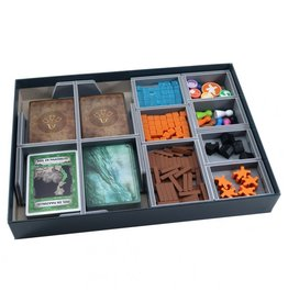 Folded Space Box Insert: Pandemic Stand alone