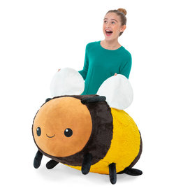 Squishables Massive Fuzzy Bumblebee