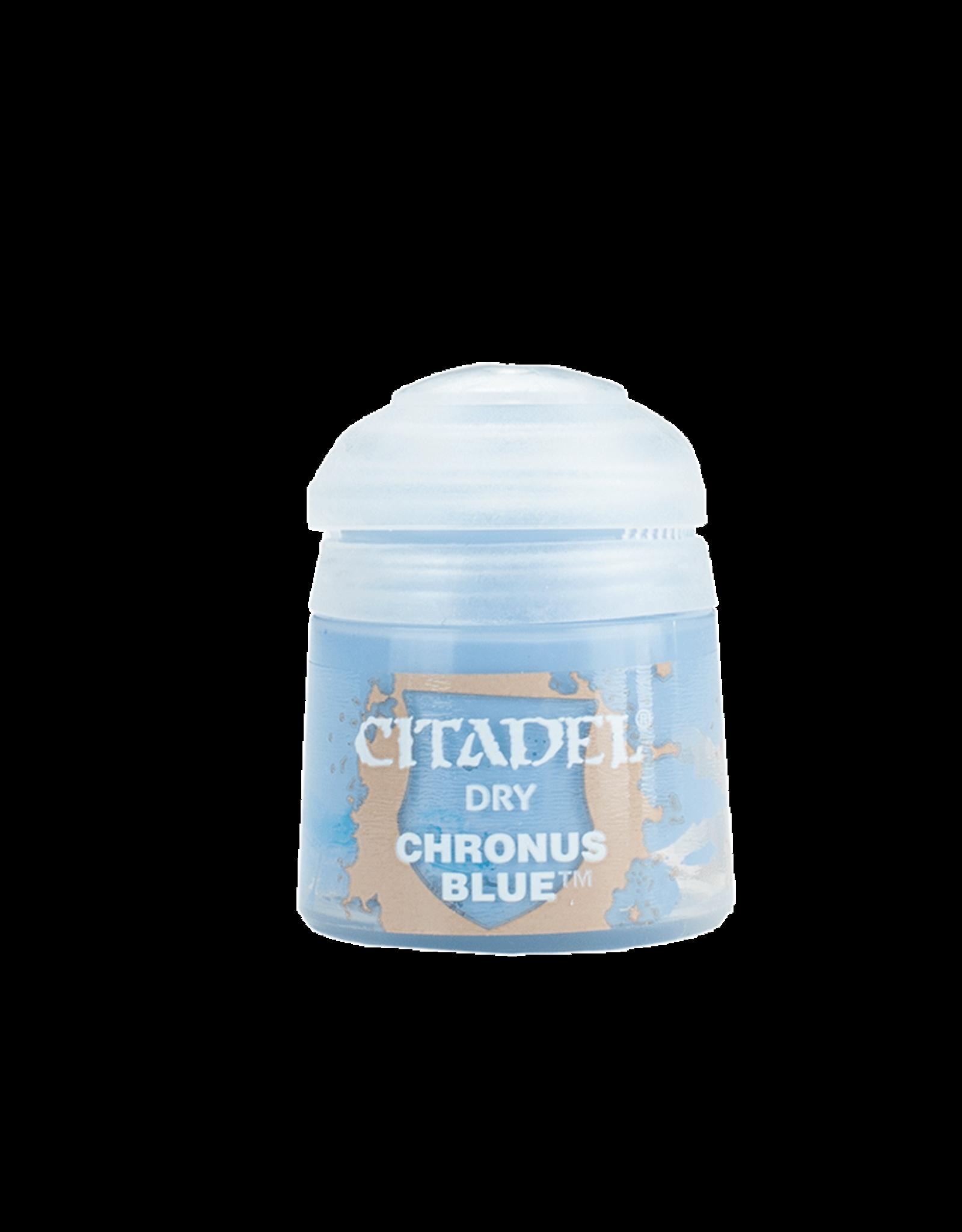 Citadel Citadel Paints: Dry - Chronus Blue