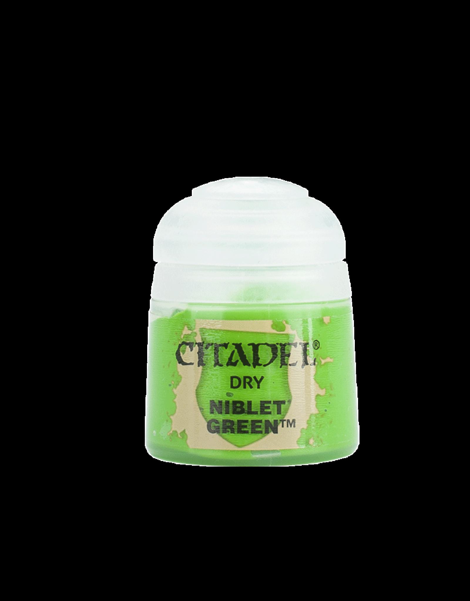 Citadel Citadel Paints: Dry - Niblet Green