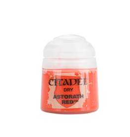 Citadel Citadel Paints: Dry - Astorath Red