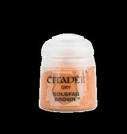 Citadel Citadel Paints: Dry - Golgfag Brown