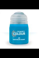 Citadel Citadel Paints: Air - Calth Blue Clear