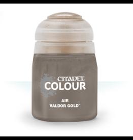 Citadel Citadel Paints: Air - Valdor Gold