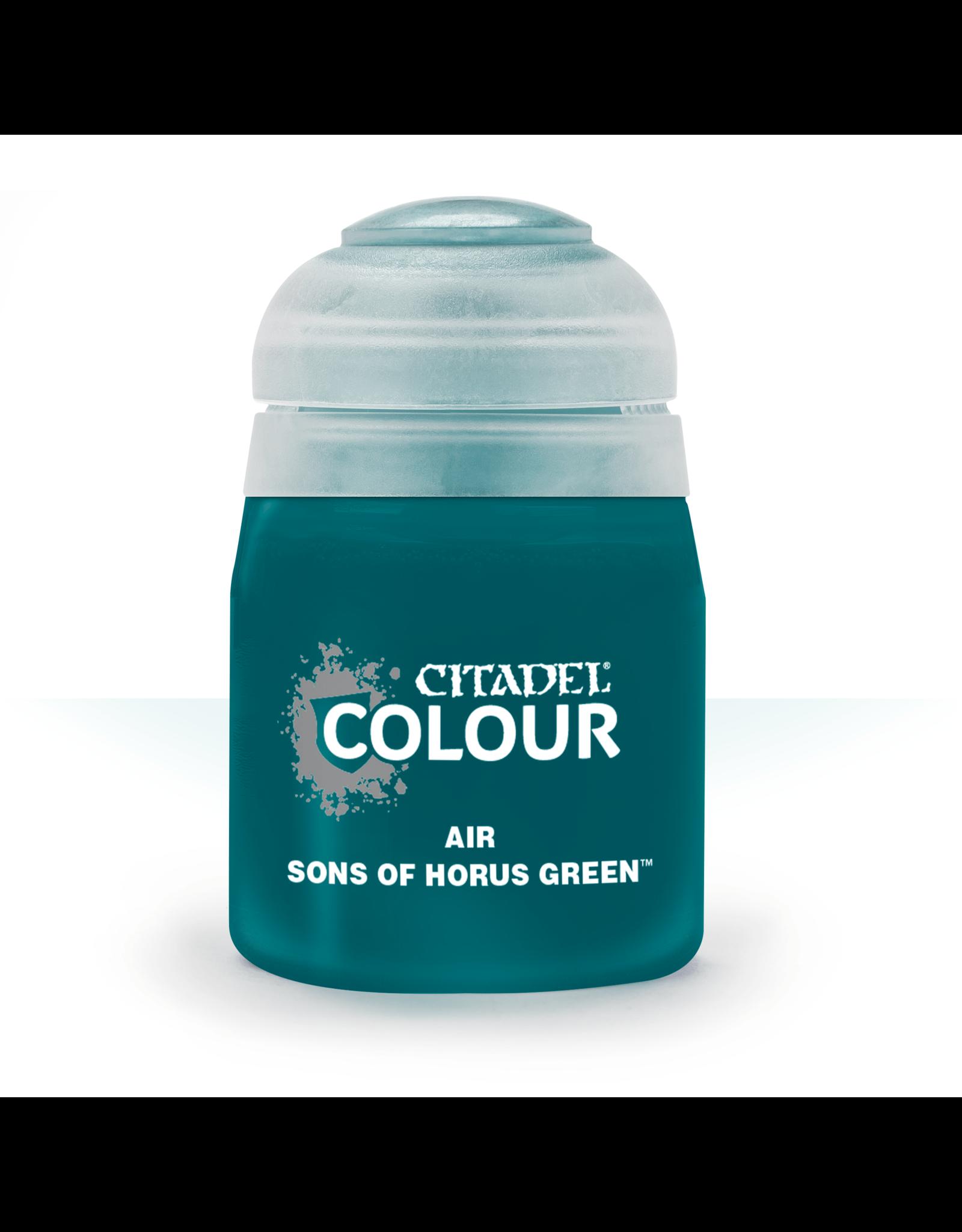 Citadel Citadel Paints: Air - Sons of Horus Green