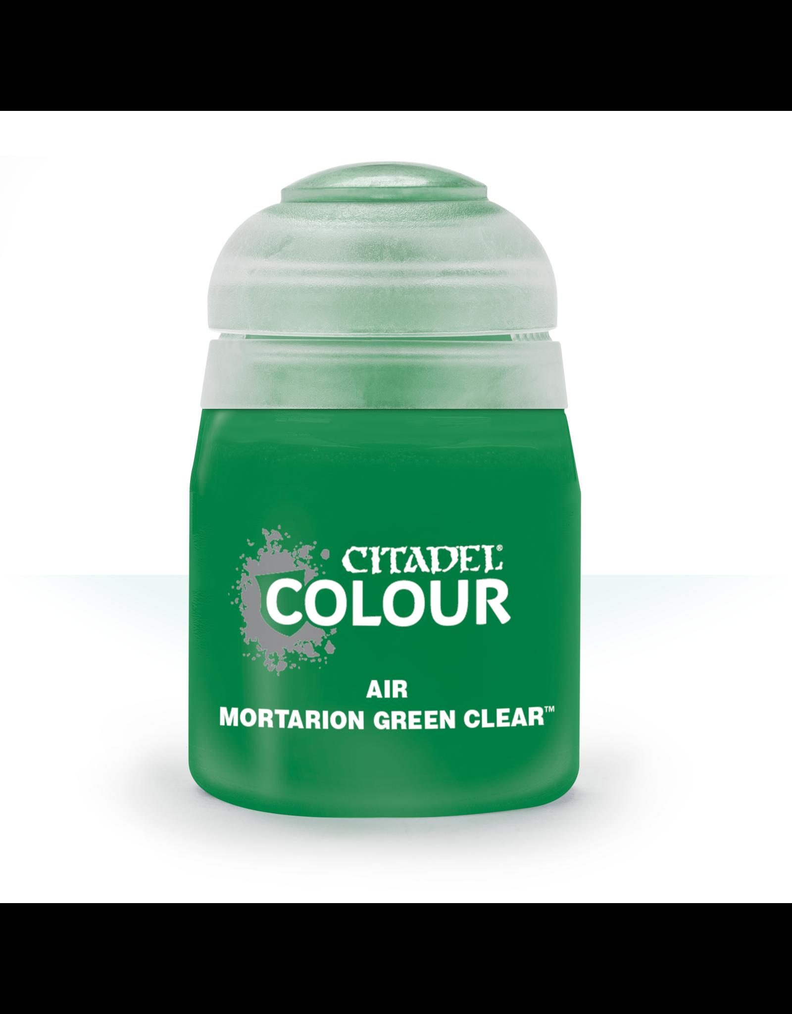 Citadel Citadel Paints: Air - Mortarion Green Clear