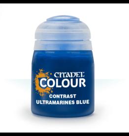 Citadel Citadel Paints: Contrast - Ultramarines Blue