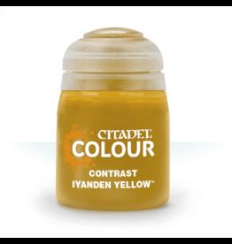 Citadel Citadel Paints: Contrast - Iyanden Yellow